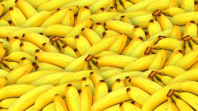 Ежедневное употребление бананов оказалось полезным для организма