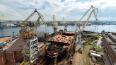 """На """"Балтийском заводе"""" в мае будет заложен новый ледокол..."""