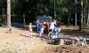 """Жители поселка Ленметрострой поблагодарили ГУП """"Леноблводоканал"""" за помощь с обеспечением поселка питьевой водой"""