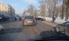 В Невском районе произошло массовое ДТП