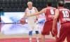 Полтавченко опробовал новую баскетбольную арену