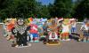 Петербуржцам предложили найти в центре города 32 фигуры котиков