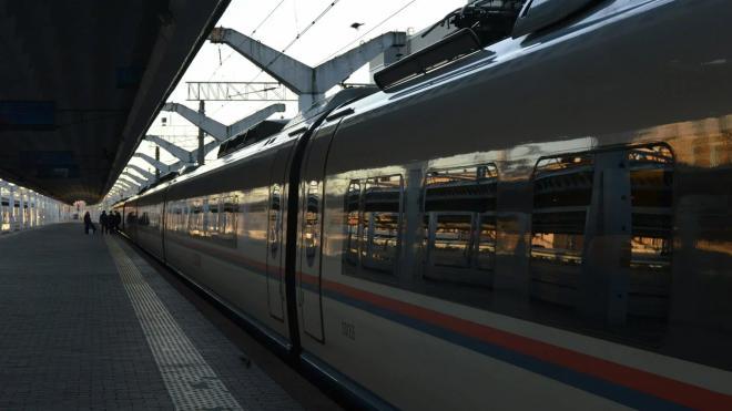 Перемещение по железной дороге между Москвой и Петербургом сократится до 2 часов