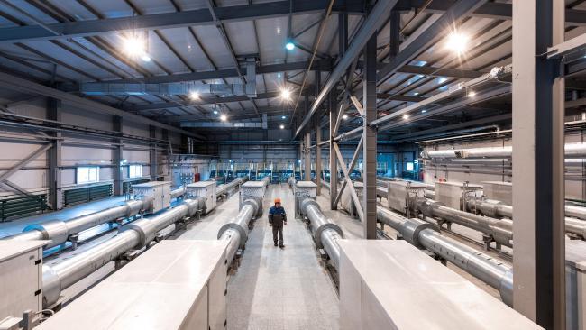 """Газпром наращивает экспорт в Китай по """"Силе Сибири"""""""