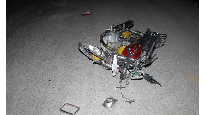 Осколки мотоцикла при смертельной аварии на Большевиков улетели на 300 метров