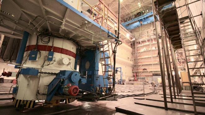 На Ленинградской АЭС остановили работу реактора чернобыльского типа