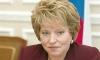 Валентина Матвиенко собирается избираться в Петербурге