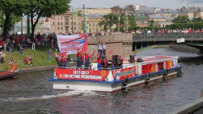 Речной карнавал-2019 удивит петербуржцев театральным представлением