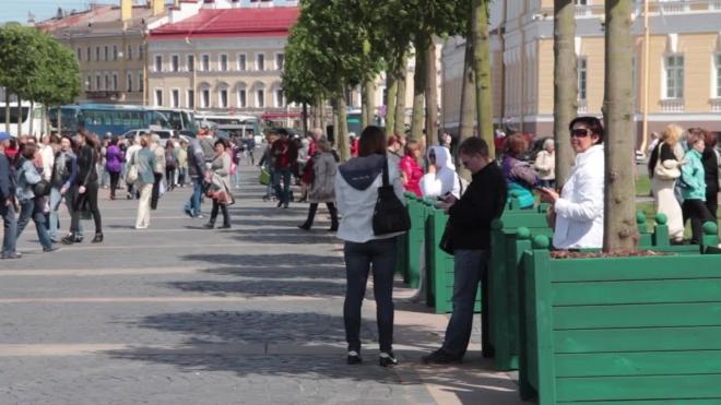 Петербург обогнал Москву в рейтинге эффективных регионов