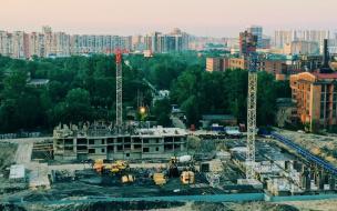 Мишустин подписал постановление об антикризисных мерах для жилых застройщиков