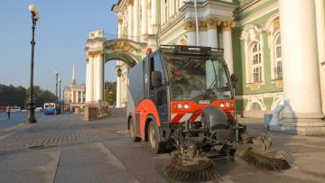 Подведены итоги четвертой недели месячника по благоустройству Петербурга
