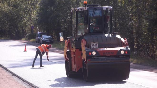 В Ленобласти стартовал ремонт участков дорог, задействованных в скоростной магистрали М-11
