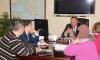 Глава администрации Выборгского района провел прием граждан