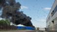 В транспортном парке на Бухарестской сгорел городской ...