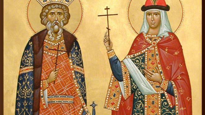 Исаакиевский собор отреставрирует картину со святыми за 19,2 миллиона рублей