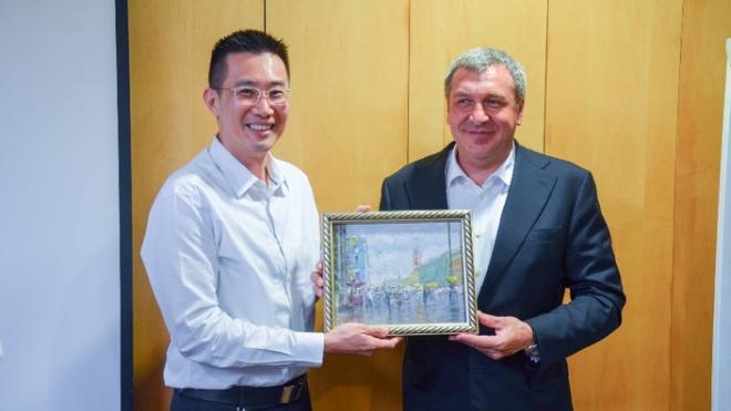 Албин перенимет опыт у Сингапура по мусоропереработке