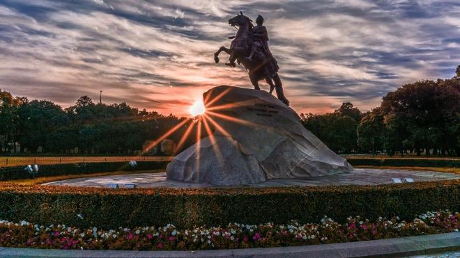 Шведская журналистка призналась в любви к Петербургу