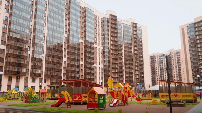В Петербурге цены на однокомнатные квартиры в хрущевках выросли на 20%