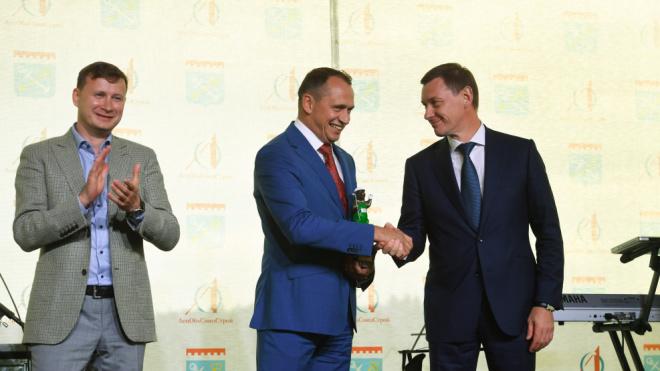 Строители Ленинобласти отметили профессиональный праздник