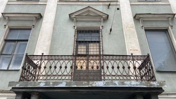 Фоторепортаж: дом архитектора Брюллова на Кадетской ...