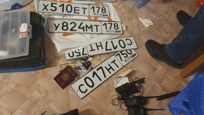 В Петербурге задержали группу автоугонщиков