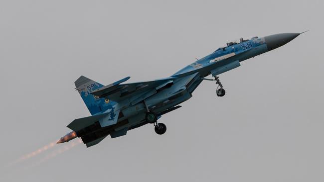 Истребитель Су-27 не дал самолётам-разведчикам Швеции и США осуществить  учения у границ России над Балтикой