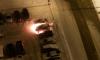 Неизвестные подожгли две иномарки на улице Николая Рубцова