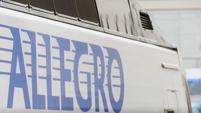 Между Петербургом и Хельсинки прервалось железнодорожное сообщение