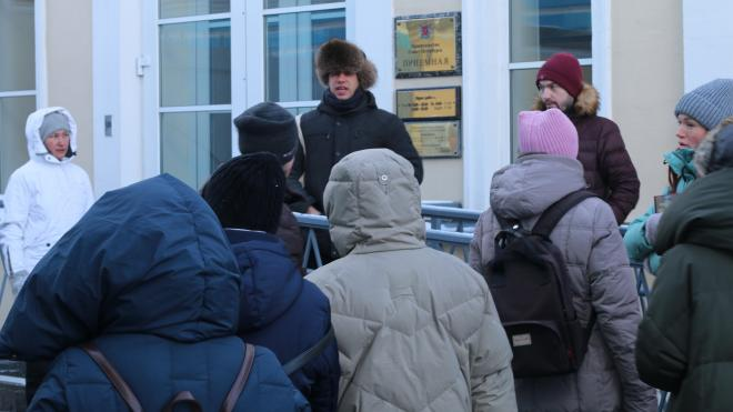 Петербуржцы подали в Смольный петицию против уплотнительной застройки в Центральном районе