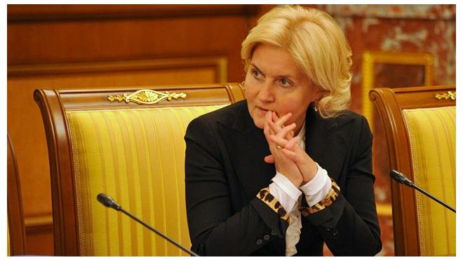 Ольга Голодец возглавила Совет по русскому языку