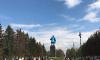 """Памятник Кирову """"одели"""" в клубную футболку """"Зенита"""""""