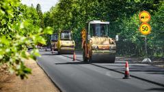 Ленобласть заключила контракты на ремонт 12 участков региональных дорог