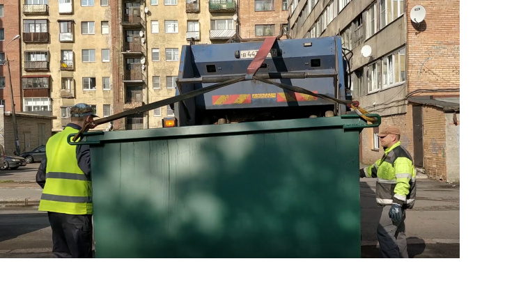 В Петербурге к сортировке мусора хотят привлечь заключенных