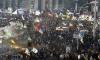В центре Киева вновь бушует многотысячный митинг