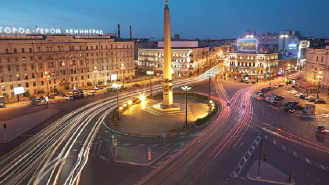 Петербург сэкономит на архитектурной подсветке более 13 млн рублей
