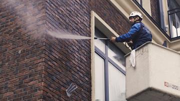 Управляющие компании отмыли более 7 тысяч фасадов