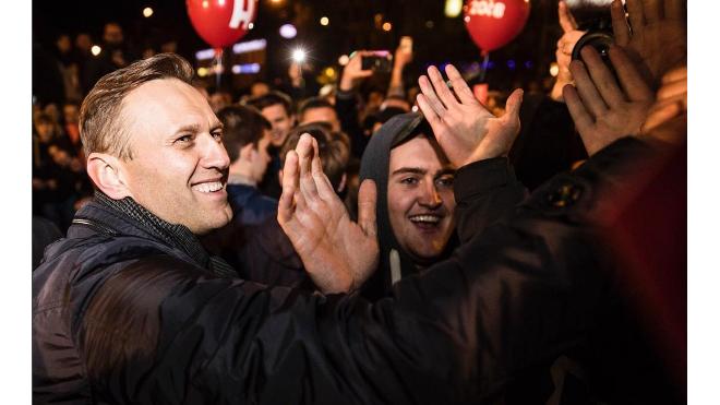 В ЗакСе боятся, что Навальный нарушит спокойствие Петербурга