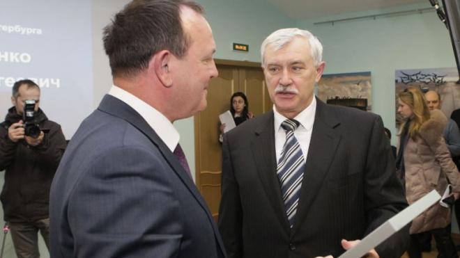 Руководителя сети дамб Петербурга уволили из-за утраты доверия