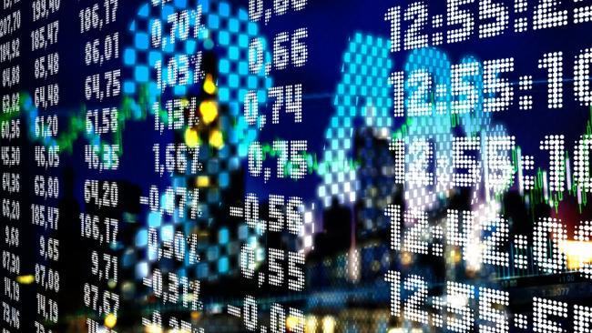 Фондовые индексы США рухнули на фоне акций техносектора
