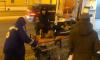 Молодая иностранка сломала ногу в центре Петербурга