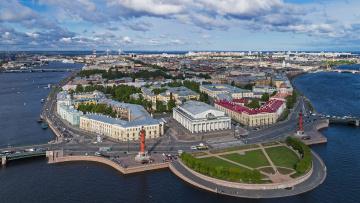 На Васильевском острове создадут сквер «Осенний марафон»