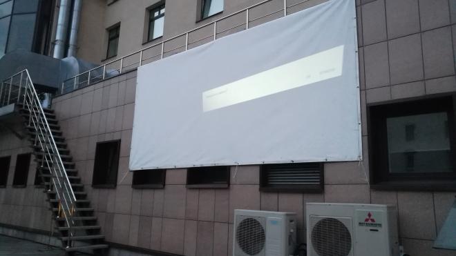 В Выборге пройдет конкурсный показ Всемирного фестиваля уличного кино