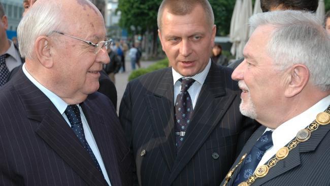 Горбачев заявил, что распад СССР стал нарушением воли народа