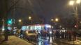 В Калининском районе трамвай сбил женщину