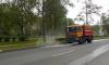 С улиц города на Неве за неделю вывезли 490 тонн мусора