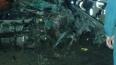 Два водителя пострадали в результате ночного ДТП в Леноб...