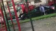 В школе на Петроградской произошел пожар: детей эвакуиро...