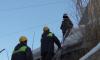 """В Кемерове спасатели сняли с крыши 9-летнего """"экстремала"""""""
