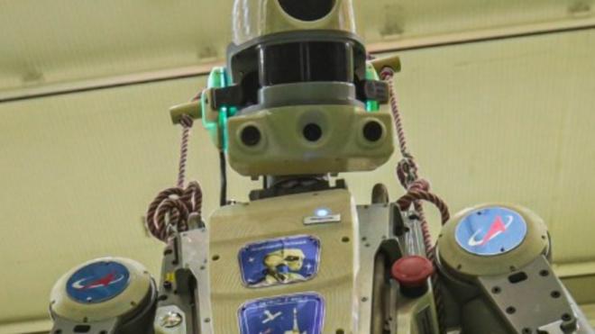 """Вернувшийся из космоса робот """"Федор"""" предложил создать аватаров для покорения Солнечной системы"""