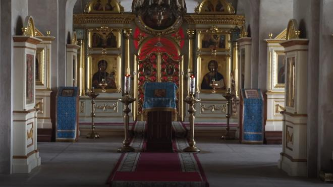 Неизвестный обчистил ящик для пожертвований в храме в поселке Гаврилово